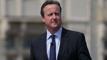 British Prime Minister David Cameron is under intense pressure over the referendum.