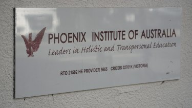 The Phoenix Institute of Australia.