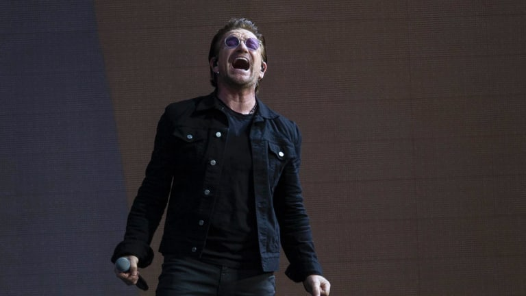 Bono's comments enraged large parts of social media.