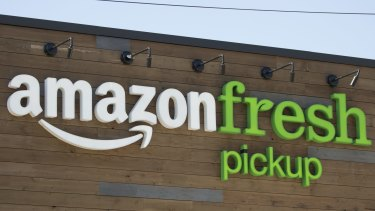 Amazon's investment in Whole Foods made it clear it was serious about groceries.