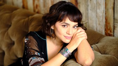 Norah Jones: now couching her rebellions in cloaks of gentility.