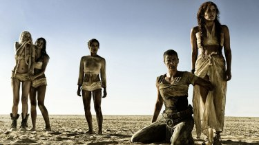Won six Oscars: Mad Max: Fury Road.