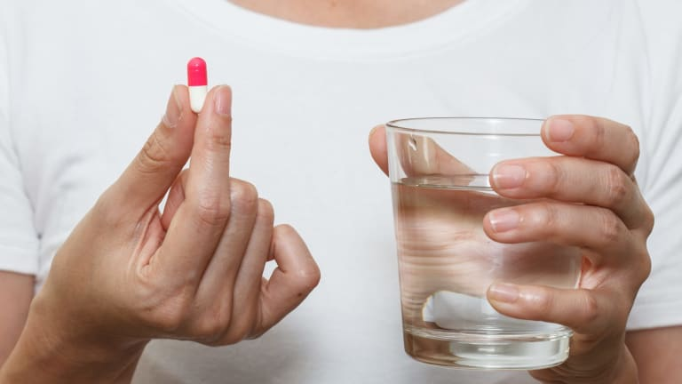 A new pill promises to allow doctors to track if patients have missed taking their medicines.