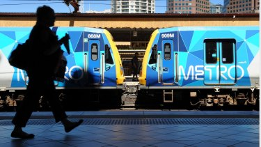 Infrastructure Australia says Metro Trains' franchise agreement with the Victorian government has been a success.