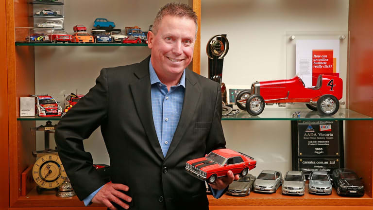 Carsales CEO Greg Roebuck plans to pursue other interests.