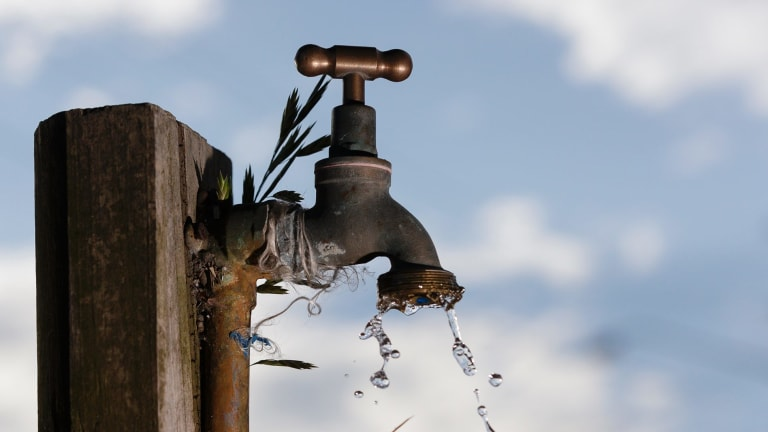 People could be paying a lot more for water in the future.