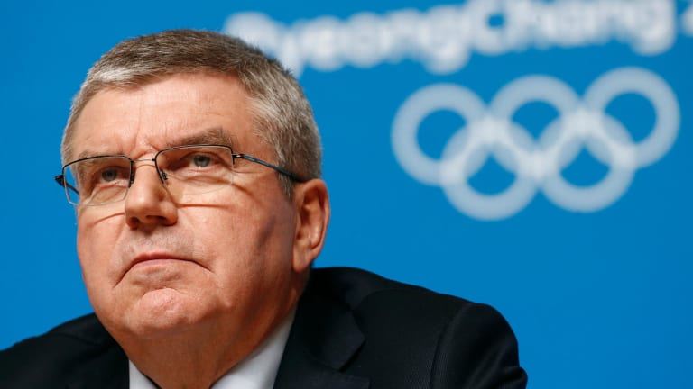 Thomas Bach: 'The IOC reserves the right to review the inclusion of boxing in the programs of the Youth Olympics 2018 and Tokyo 2020.'