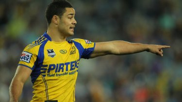 ee507c07a01 Jarryd Hayne and Tony Williams could be on their way back to Parramatta Eels