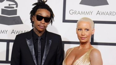 TMI: Wiz's ex-wife Amber Rose tried to embarrass her ex-boyfriend Kanye when she revealed intimate details about their sex life together.
