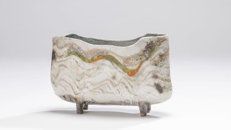 """Ros Auld, """"Landscape"""" in """"Overland"""" at Form Studio and Gallery."""
