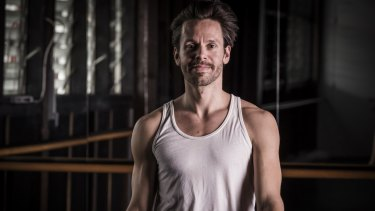 Choreographer Alexander Ekman.