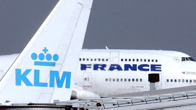 Air France used <I>Warm in the Winter</I> in a 2015 advertising campaign.