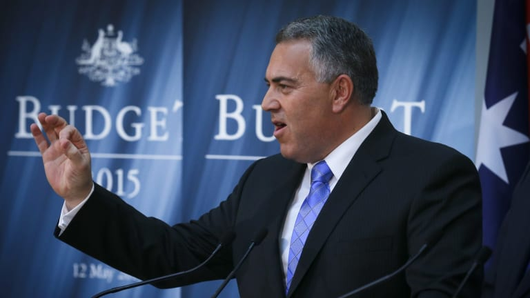 The devil is in the detail of Treasurer Joe Hockey's latest budget.