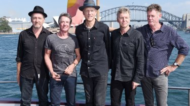 Midnight Oil tickets ''sold out'' in March, only to be resold at inflated prices on Viagogo.