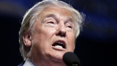 Donald Trump's popularity is causing headaches for the Republican Party and Muslim Americans.