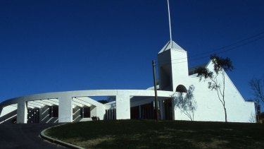 Ken Woolley's Church of Jesus Christ and Latter  Day Saints in Leura.