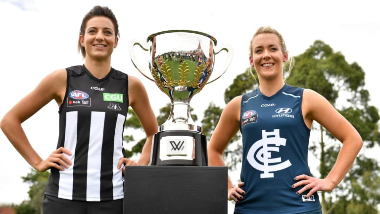 Carlton and Collingwood will need to relinquish players.