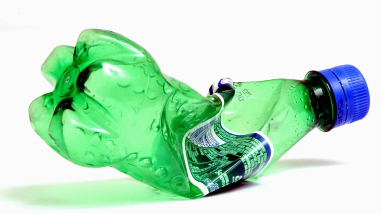 Container deposit schemes are industry funded and have been strongly opposed by the big drinks manufacturers.