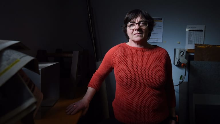 Dr Karin Findeis, a senior lecturer in jewellery at the Sydney College of the Arts, may lose her job.