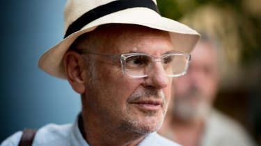 Stoush with Medical Board: Dr Philip Nitschke.