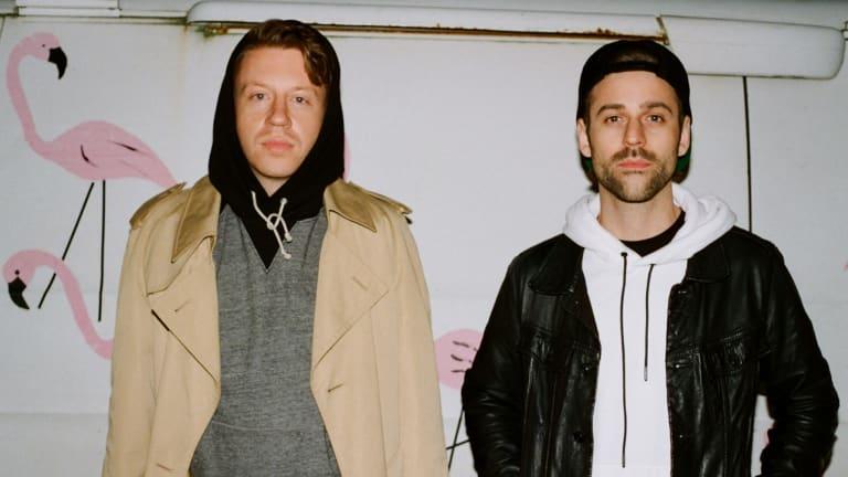 Macklemore and Ryan Lewis.