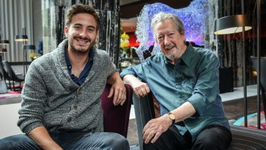 Ryan Corr and Michael Caton are both up for best actor in the feature film categories at the AACTA Awards.