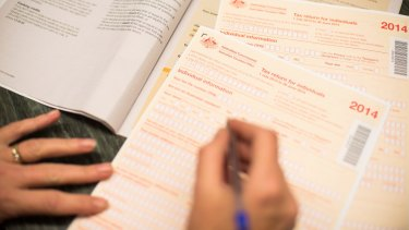Form filling could be a thing of the past - as could tax returns altogether.