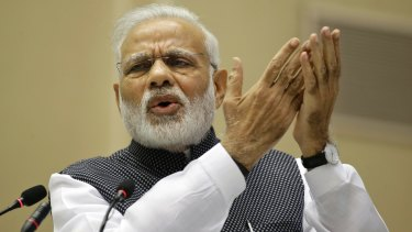 Revitalising the Ganges was a signature promise of Indian Prime Minister Narendra Modi.