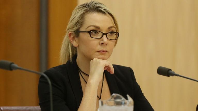 Senator Skye Kakoschke-Moore wants a re-examination of cyber bullying laws.