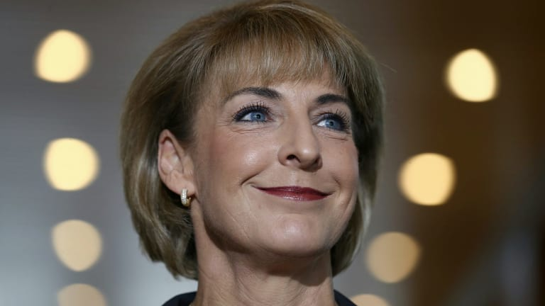 """Employment Minister Michaelia Cash said the program would give young people """"the skills they need to get their foot in the door""""."""