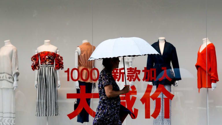 The Chinese middle class is forecast to grow from 12 per cent of its population in 2009 to 73 per cent in 2030.
