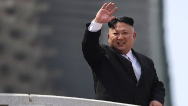 Some officials believe Kim Jong-un's objective is to break the ties between the US, Japan and South Korea.