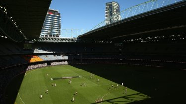 Issues with the surface have been a recurring theme since Etihad Stadium opened in 2000.