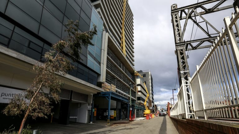 A Forrest of towers: booming precinct goes from hundreds to thousands in decade