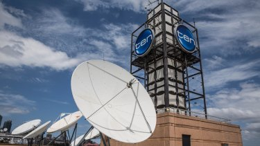 CBS is in the process of buying Network Ten.