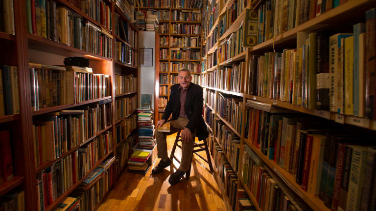 After 40 years in business, Mike O'Brien, who has owned it for 18 years, is closing Bradstreet's Books.