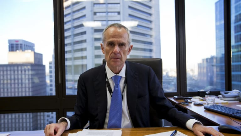 ACCC chairman Rod Sims says it will be up to MPs to decide whether to abolish the two-out-of-three rule.