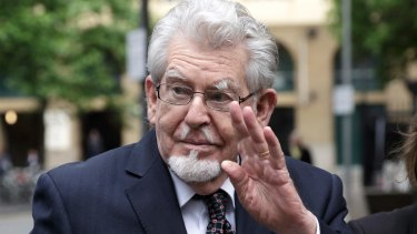 Rolf Harris could soon be free of the prospect of further jail time.