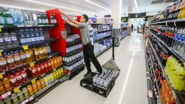Woolworths is aiming to stretch out payments to most of its grocery suppliers to 60 days.
