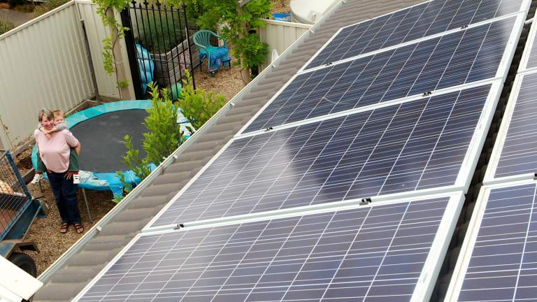 A solar-powered 'mini-grid' is on the list too