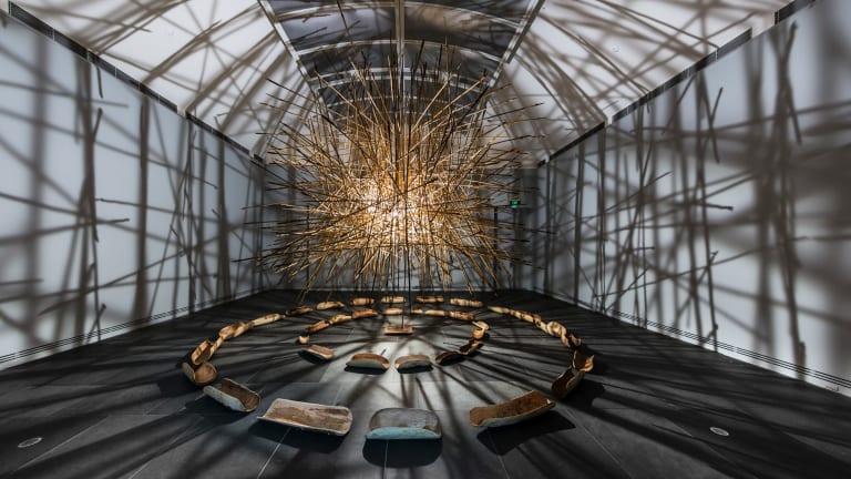 The 2017 Tarnanthi features Kulata Tjuta at the Art Gallery of South Australia.