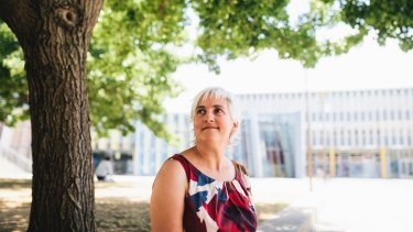 ACT Council of Social Services executive director Susan Helyer says the government's urban renewal has 'accidentally' gentrified Canberra's centre.