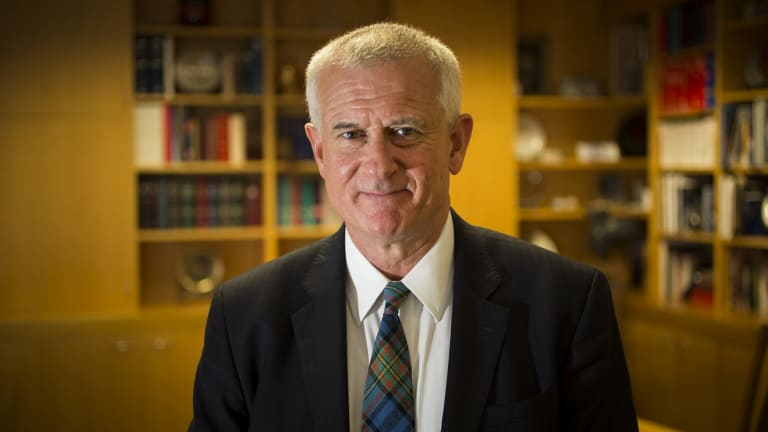 Professor Malcolm Gillies will remain as the interim head of the ANU School of Music.
