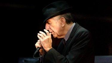 Leonard Cohen at Rochford Wnery, January 2009
