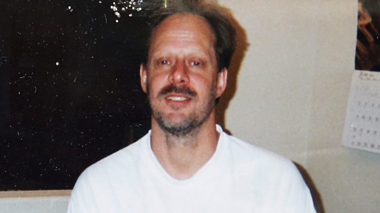 Las Vegas gunman Stephen Paddock in an undated photograph provided by his brother Eric.