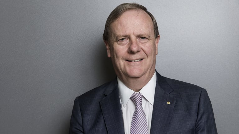 Peter Costello says mining is not given the 'hero status' it deserves.