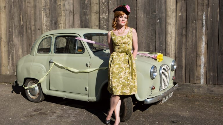 Call the Midwife's Emerald Fennell will play Camilla Parker Bowles in season three of The Crown.
