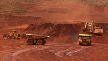 Western Australia and Queensland have been flagged as having key weaknesses in the mining approval and infrastructure project process, which is making them susceptible to corruption.