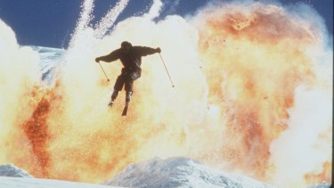 James Bond explodes into action in vivid 4K detail on pay-TV service Stan.