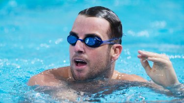 Survivor: James Magnussen has overcome many obstacles in his career.